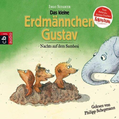 Nachts auf Sambesi (Das kleine Erdmännchen Gustav) audiobook cover art