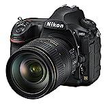 Nikon D850 45.7MP Digital SLR Camera (Black) with AF-S Nikkor 24-120mm F/4G ED VR Lens and 64GB Memory Card