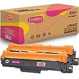 Excellent Print TN-243 TN-247 Compatible Cartucho de Toner para Brother DCP-L3550CDW HL-L3210CW DCP-L3510CDW HL-L3230CDW