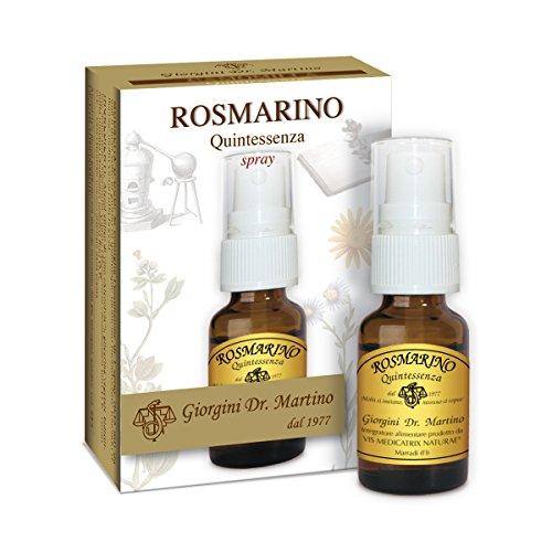 Dr. Giorgini Integratore Alimentare, Rosmarino Quintessenza Liquido Alcoolico Spray - 15 ml