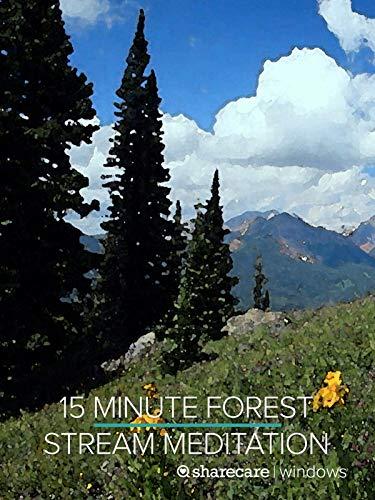 15 Minute Mountain Sleep Visualization