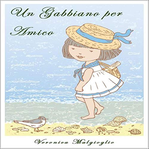 Un gabbiano per amico audiobook cover art