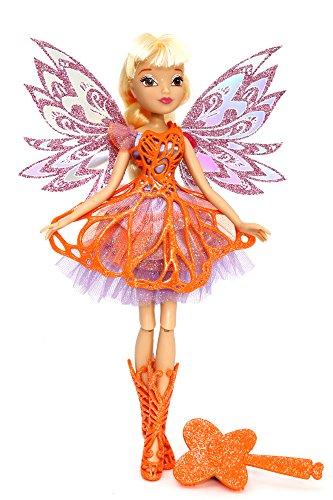 Giochi Preziosi - Winx Butterflix Fairy Bambola Tecna con Ali Olografiche