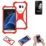 K-S-Trade® Mobile Phone Bumper For FANTEC Boogy Silicone