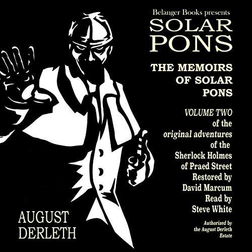 The Memoirs of Solar Pons Titelbild