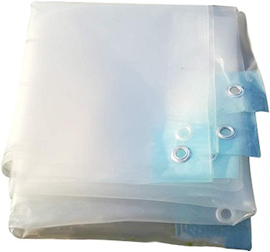 YINUO Camion résistant à l'usure Toile imperméable Isolation pare-soleil Bache Bache Sunscreen Rain Cover Couverture Rain Shed Cloth (Taille   5.8x5.8m)