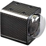 Boxy Uhrenbeweger Fancy Brick carbon mit Netzteil
