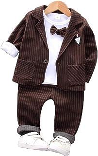 ae01b2b220dc4 フォーマルスーツ 男の子 スーツ キッズ 子供 3点セット上下セット タキシード チェック柄 七五三 記念