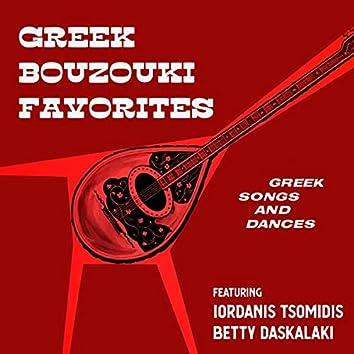Greek Bouzouki Favorites