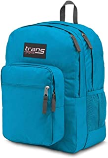 """Trans by JanSport 17"""" SuperMax Backpack - Moroccan Deep"""