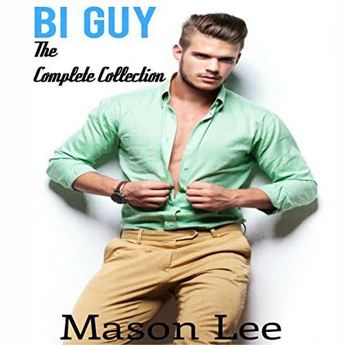 Bi Guy: The Complete Collection audiobook cover art