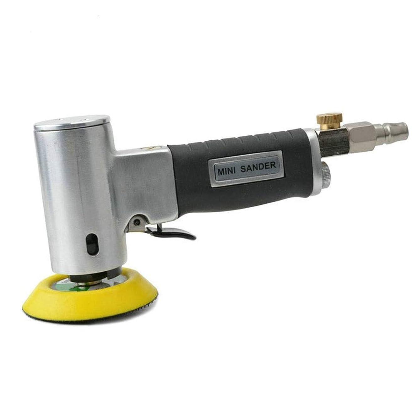 薄めるバインドキャリアエア工具 空気圧研磨機、ハンドヘルド研磨機、研削盤、75ミリメートルサンドペーパーマシン
