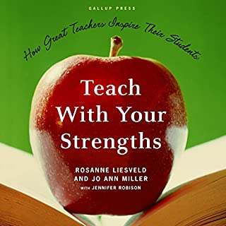 Teach With Your Strengths cover art