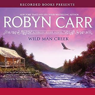 Wild Man Creek audiobook cover art