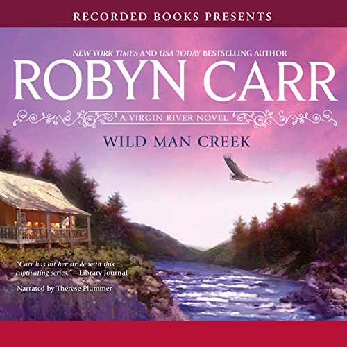 Wild Man Creek audiobook cover art