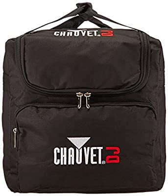 CHAUVET DJ CHS-40 VIP Travel/Gear Bag for DJ Lights, Cables, Clamps and Accessories by Chauvet