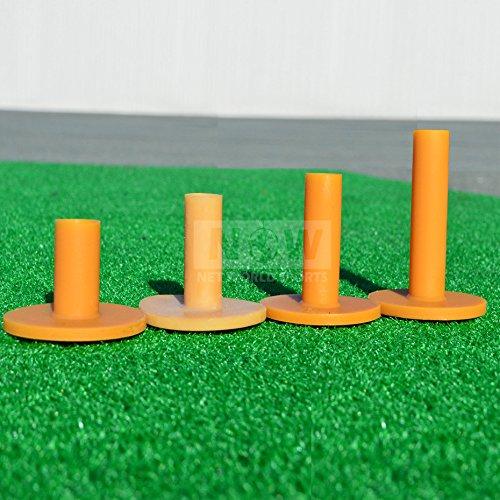 FORB Tees de Golf en Caoutchouc pour Practice de Golf –...