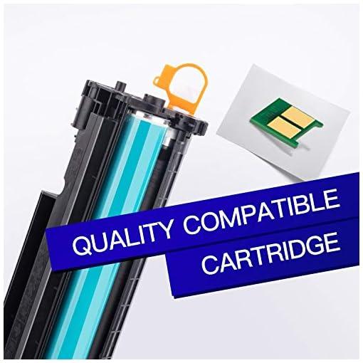 GPC Image 44A CF244A Cartuchos de tóner Compatible para HP CF244A 44A con Chip para HP LaserJet Pro M15a M15w MFP M28a… 4