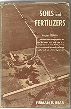 Hardcover SOILS AND FERTILIZERS Fourth Edition Book