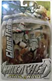 Unleashed Clone Trooper Red Star Wars