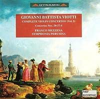 Violin Concerto.4, 20, 27: Mezzena(Vn)