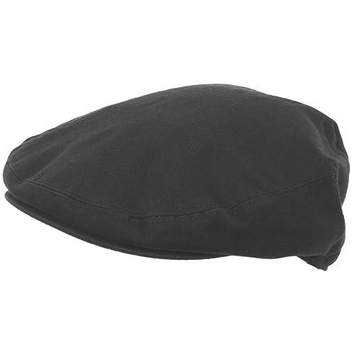 Headchange Made in USA 100% Cotton Ivy Scally Cap Driving Hat Newsboy XS-XXL b9fe8e3ef063