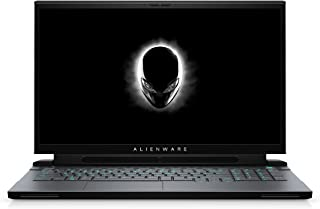 DELL Alienware 17 [17-ALNW-1248-SLR] Gaming Laptop, Intel Core i9-8950HK, 17.3 Inch, 1TB HDD+1TB SSD, 32GB RAM, NVIDIA GeForce RTX 2080 8GB GDDR6, Win10, Eng-Ara KB, Silver