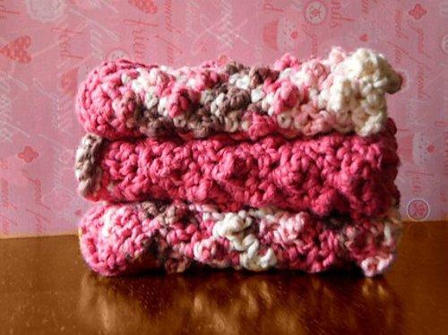 texture washcloth