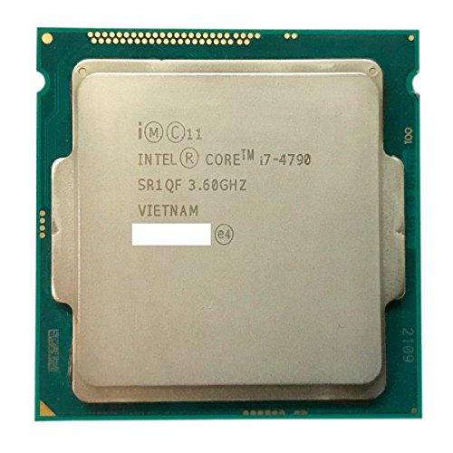 CPU intel core i7 4790 3.6GHz 中古動作品 本体のみ