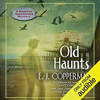 Old Haunts cover art