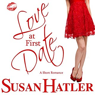 Love at First Date audiobook cover art