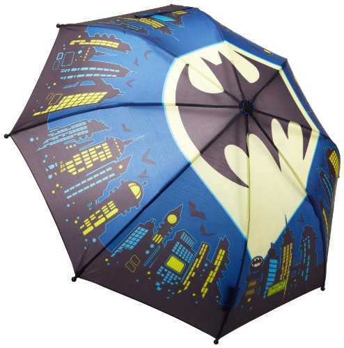 Western Chief baby boys Character Umbrella, Batman Everlasting, One Size US