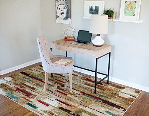 Mohawk Home Facets Printed Area Rug, Multicolor
