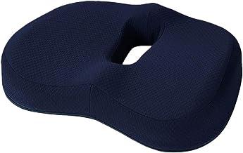 NUOBESTY Almofada de almofada de espuma viscoelástica para próstata, ciática, dor pós-cirurgia na cama