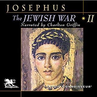 The Jewish War, Volume 2 audiobook cover art