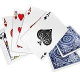 INTEGEAR 2 Decks Playing Cards, Texas Holdem Poker Cards for...