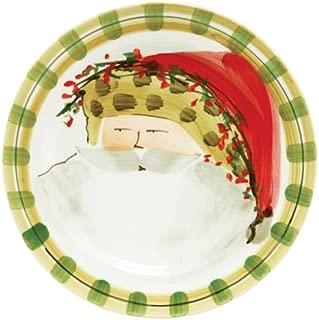 Vietri OSN-7800C Dinner Plate, Handpaint
