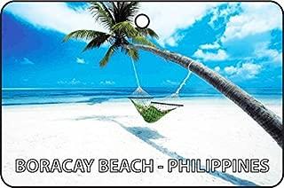 Boracay Beach - Philippines Car Air Freshener