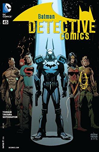 Download Detective Comics (2011-2016) #45 (English Edition) B015QJLBHK