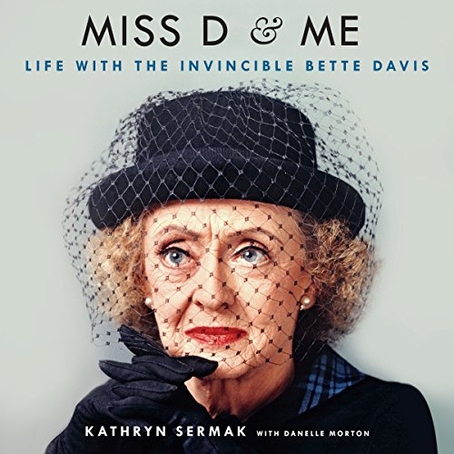 Miss D and Me audiobook cover art