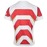 HQIUYI T-Shirt De L'équipe du Japon, Polo, Fans Polo, Coupe du Monde De Rugby 2019, Maillot Polo De Football Japon, Maillots De Compétition, Supporters Homme