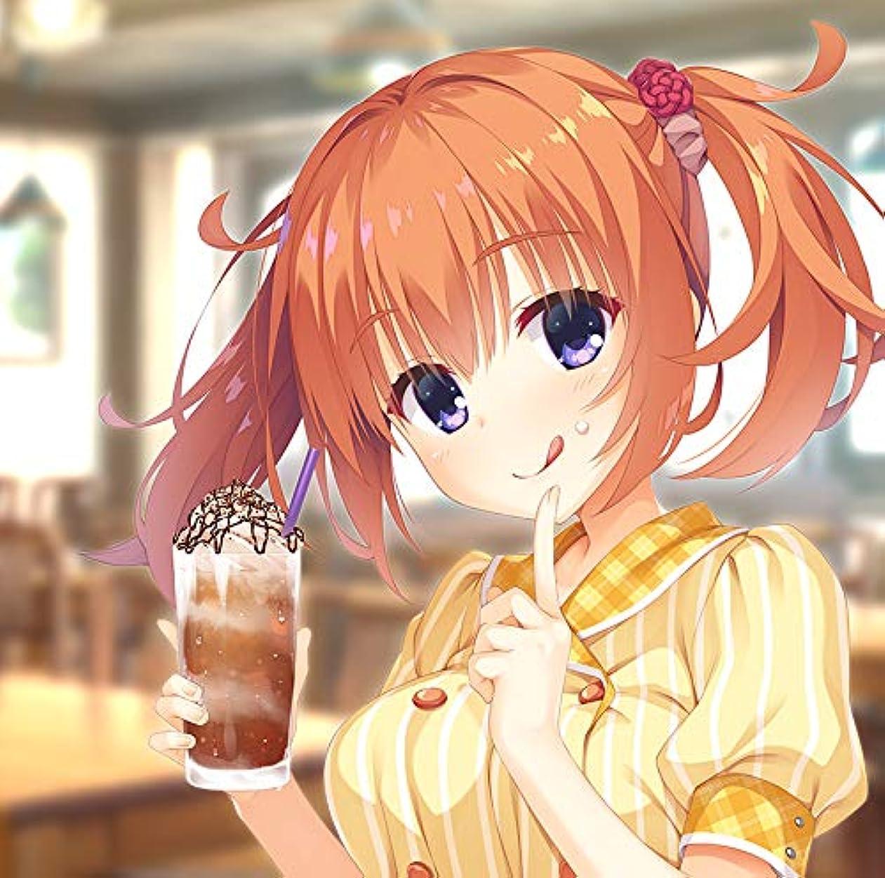 黒板知覚できる同行喫茶ステラと死神の蝶 キャラクターソング Vol.3 「心地いい日常」