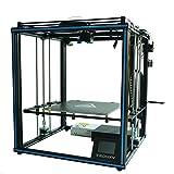 Stampante 3D TRONXY X5SA – 400 con struttura quadrata, montaggio rapido, installazione rapida – Livellamento automatico continuo, ampio campo di stampa 400 x 400 x 400 mm