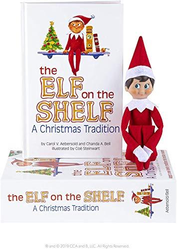 Elf on The Shelf Snowflake Skirt & Scarf