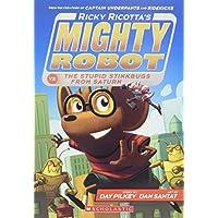 Ricky Ricotta 6. Vs. The Stupid Stinkbugs From Sat