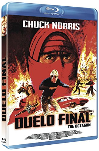 Duelo final [Blu-ray]