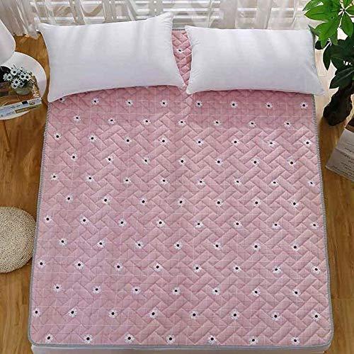YLCJ Draagbare opvouwbare matras, office pad pad voor vochtbestendige pad-B 150x190 cm (59x75 inch)