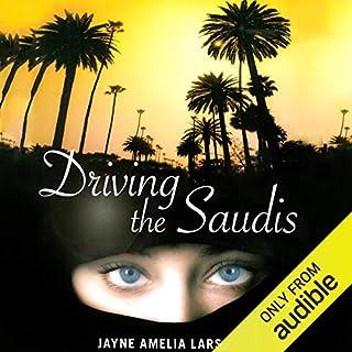 Driving the Saudis audiobook cover art