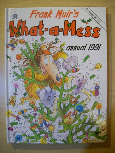 What-a-mess Annual 1991
