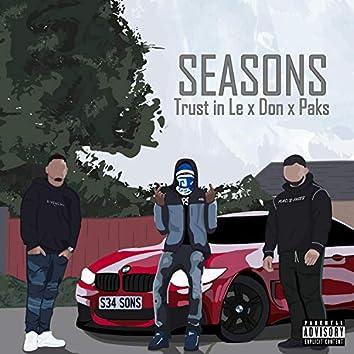 Seasons (feat. Don & Paks)